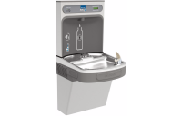 Elkay LZS8WSS2KWR - Filtered EZH2O Bottle Filling Station with Single ADA Cooler