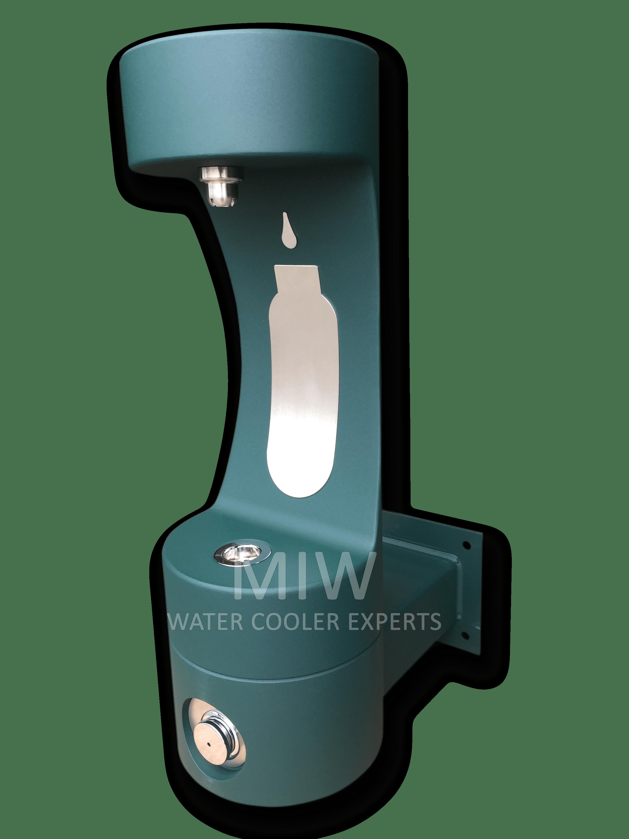 Outdoor Vandal Resistant Sports Bottle Filler