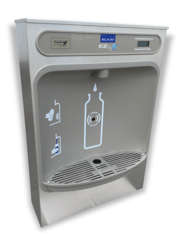 Halsey Taylor Water Cooler At Chelsea FC