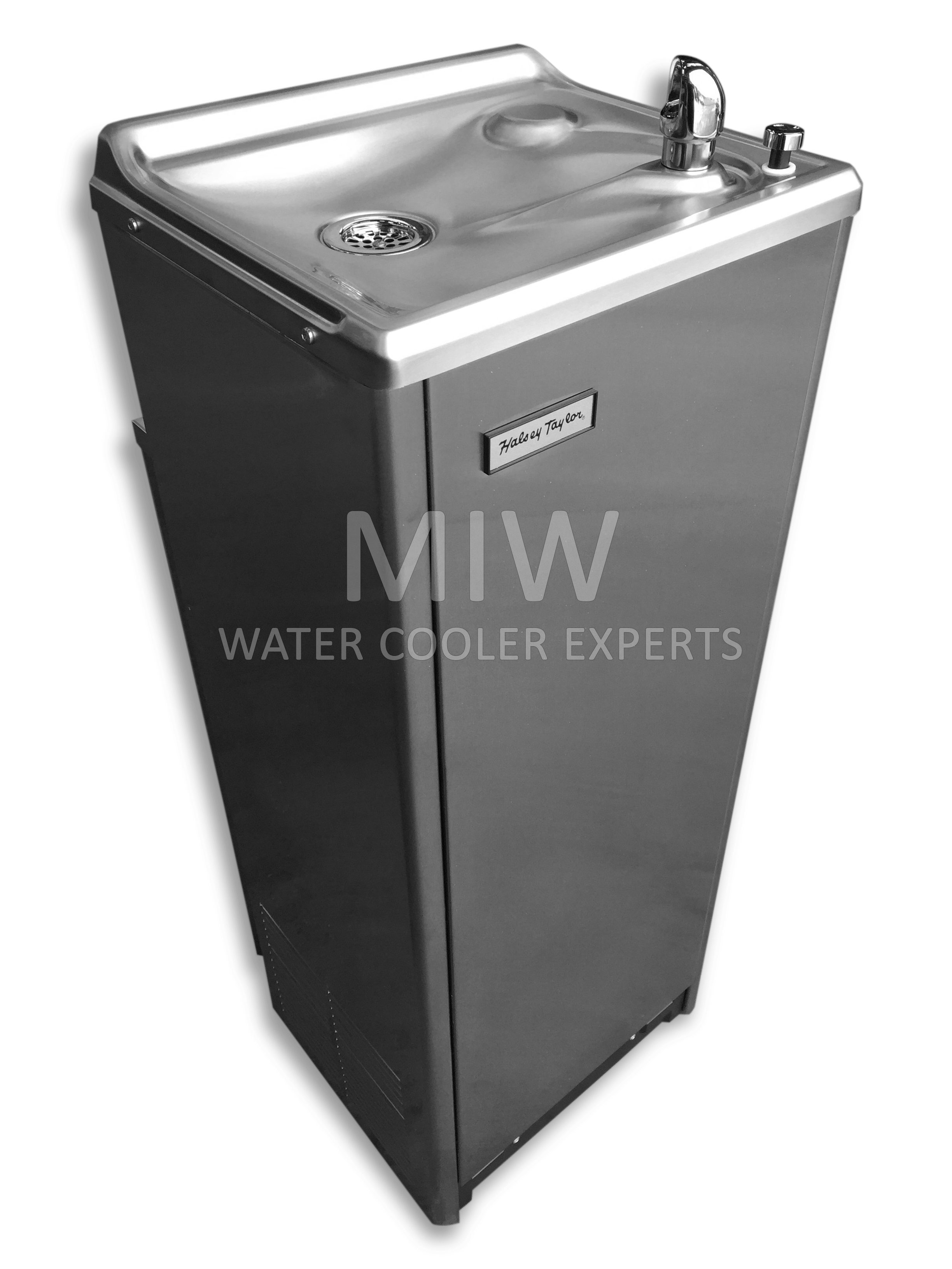 Corrosion free drinking fountain