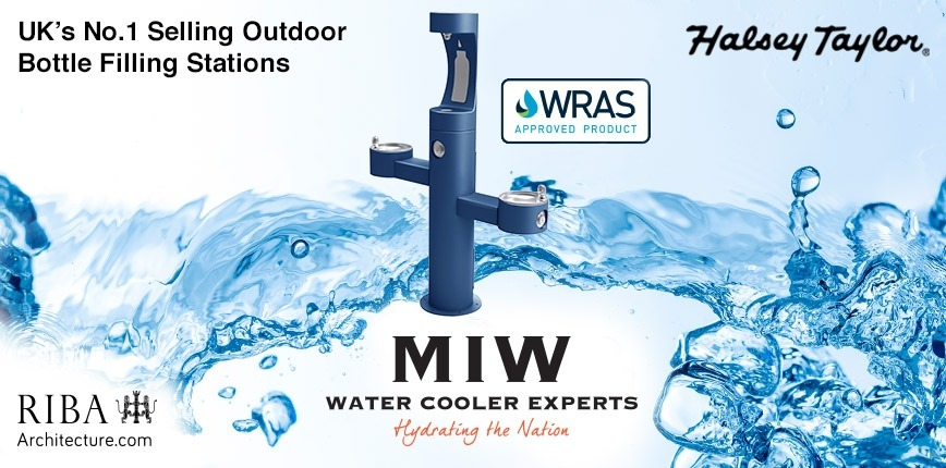 WRAS Approved Drinking Fountain UK