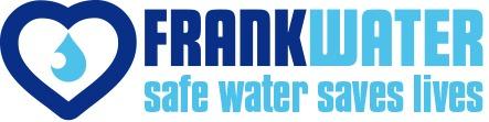 Frank Water Logo - Safe Water Saves Lives