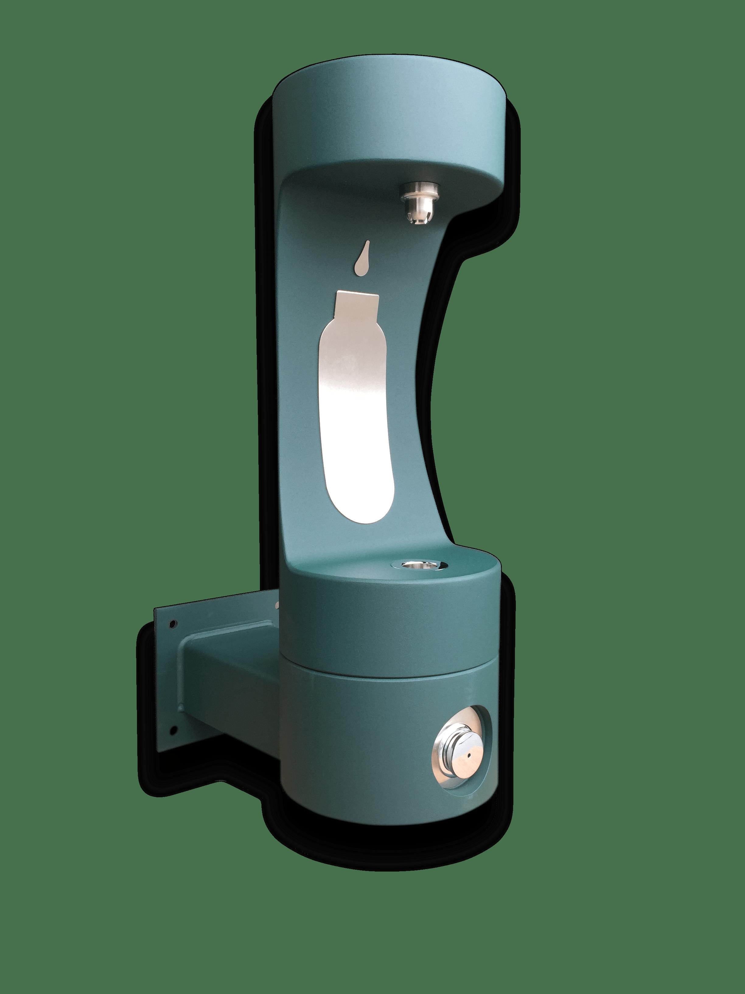 Halsey Taylor 4405BF - Endura II Tubular Outdoor Bottle Filling