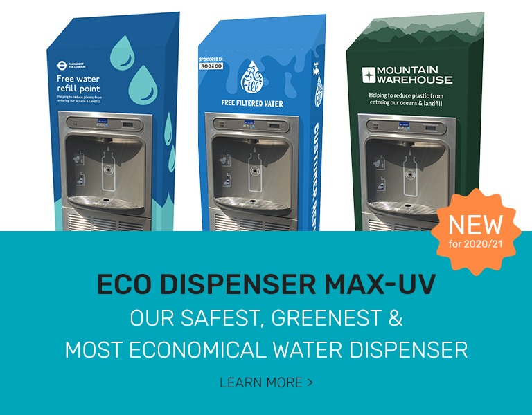 Eco Dispenser Max-UV - New for 2020