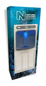 ontact free water fountain from MIW water coolers