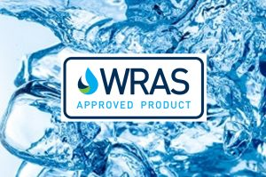 WRAS Approved Supplier logo - MIW